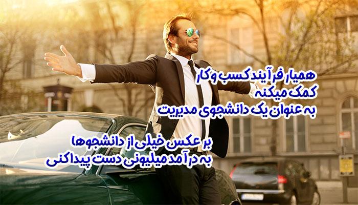درباره HamyarBP در کسب و کار