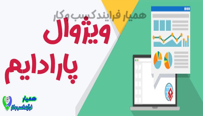 معرفی نرم افزار ویژوال پارادایم