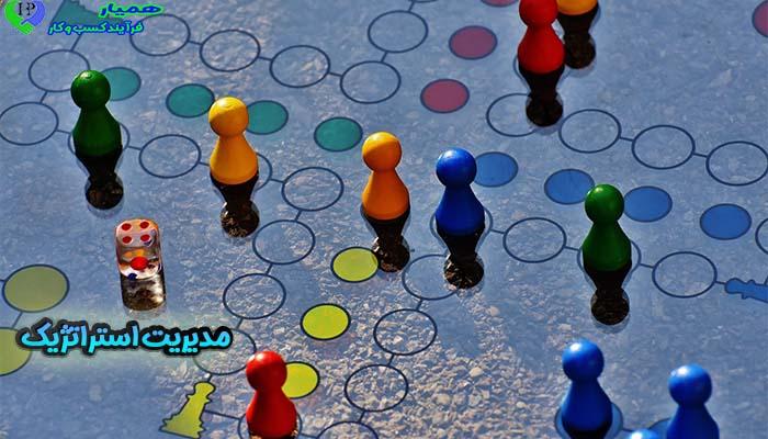 مدیریت استراتژیک چیست یا همان راهبرد در مدیریت